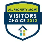 Congratulations to Maysonet Group for being chosen for APM 2012 Visitors' Choice Award