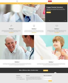 Use Morweb CMS to build a custom website for your nonprofit or association. Custom Website, Website Themes, Non Profit, Strength, Health, Design, Salud, Health Care, Healthy
