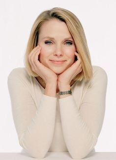 Marissa Mayer Photos: 17 Extraordinary Female Leaders, from Sheryl Sandberg to Hillary Clinton | Vanity Fair