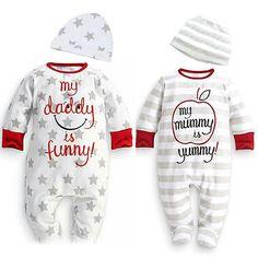 Baby Boy Ragazza Neonato Cappello Pagliaccetto Tutina Outfit Set Vestiti Del bambino neonato vestiti di inverno inverno del bambino del pagliaccetto tute