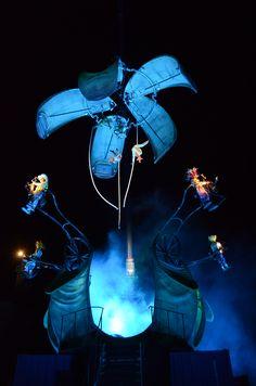 2015 - Festival Mondial des Théâtres de Marionnettes - Puppets Festival. © Sabine Tregouet