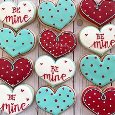Thank you so, so much to everyone who ordered Valentines Day cookies! You guys are awesome! Valentine's Day Sugar Cookies, Fancy Cookies, Iced Cookies, Cute Cookies, How To Make Cookies, Cupcake Cookies, Cupcakes, Summer Cookies, Cookie Favors