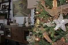Rustic Christmas Tree Decorating Seasonal Decor, Holiday Decor, Rustic Christmas, Christmas Tree Decorations, Special Occasion, Seasons, Decorating, Home Decor, Decor