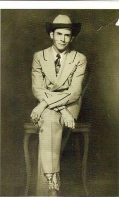 Hank Williams .
