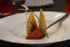 The Sicilian Affair at CottoCrudo Executive Chef, Four Seasons Hotel, Sicilian, Fine Dining, Restaurant Bar, Affair, Ethnic Recipes, Food, Plated Desserts