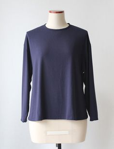 Drop shoulder pullover by Negitoros on Etsy