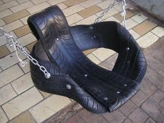 Rubber tyre swing: https://www.facebook.com/photo.php?fbid=344134612373677&set=a.148148745305599.28742.148145765305897&type=1&relevant_count=1
