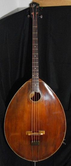 Gibson Mandobass ---https://www.pinterest.com/lardyfatboy/