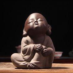 Small Lovely Ceramic Buddha Statue