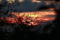Caida del #sol en  #salento #colombia