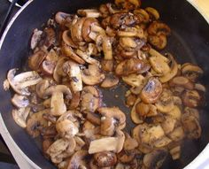 Made this tonight-it is awesome! Mushroom Gravy- This is amazing! Use for potatoes, steaks, burgers, or pork chops! Pork Recipes, Vegetarian Recipes, Cooking Recipes, Chutney, Mayonnaise, Mushroom Gravy, Mushroom Sauce, Mushroom Recipes, Good Food