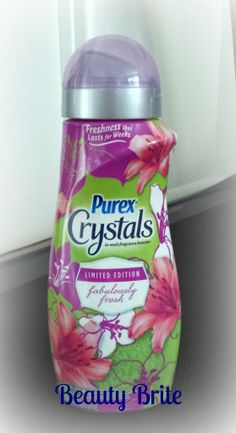 @Purex Crystals Limited Edition Fabulously Fresh