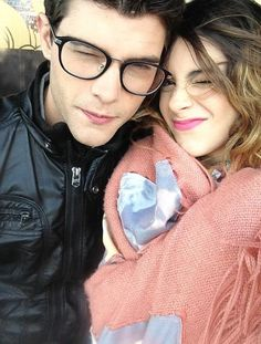 Martina Stoessel and Diego Dominguez