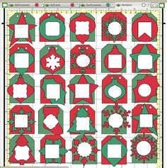 Stamp  Create With Sabrina Candycane Lane Dsp Advent Matchbox