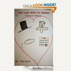 February Holidays Book Free Jan 30 Through Feb 3 February Holidays, Us Holidays, February 3, Kids Learning, Activities For Kids, Teaching, Writing, Education, Homeschooling