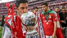 SL Benfica, (tri)campeão nacional de futebol 2015/16.