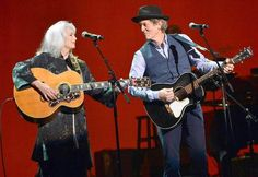 Emmylou Harris, Rodney Crowell's 'Old Yellow Moon' long in making ...