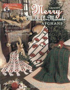 Merry Mile a Minute Afghans - Carey Richards - Picasa Web Albums