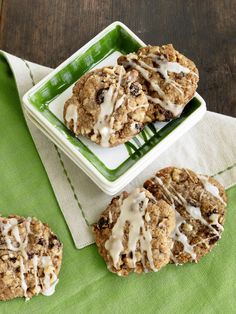 oatmeal cookies:)