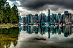 "Photo ""DowntownVancouver"" by neilmcleod"