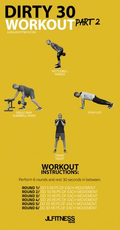 A Beginner's Workout Routine – The Best Bodybuilding Workouts Program - bizzy Squat Workout, Gym Workouts, At Home Workouts, Emom Workout, Muscles In Your Back, Conditioning Workouts, Workout Routines For Beginners, Kettlebell Training, Training Workouts