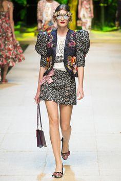 Défilé Dolce & Gabbana Printemps-été 2017 56