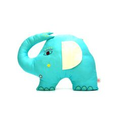 Cosy Animal Cushion Elephant, 32€, now featured on Fab.