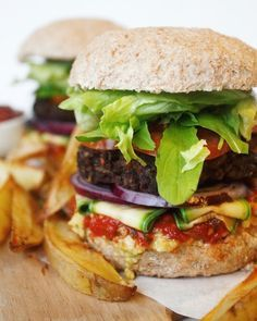 Receita de Hamburger Vegano(3)