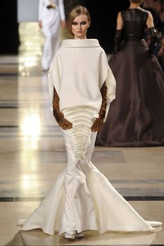 Stephane Rolland haute couture, spring 2011