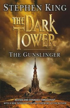 THE DARK TOWER  Stephen King   Good set of books