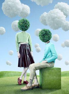 Rene Magritte inspired works 르네마그리트 아트웤 : 네이버 블로그
