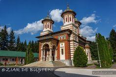 ASES Confort Travel: Mănăstirea Sinaia