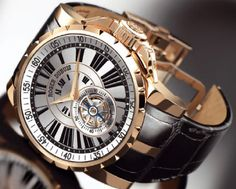 Roger Dubuis Excalibur, watch of Kings