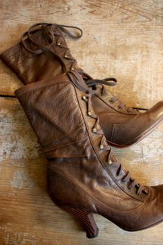 Gorgeous DARK Chocolate Lace Up Chie Mihara Boots! Flameco Dance Boots!