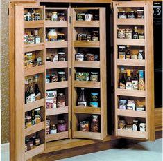 Clever Kitchen Storage Solutions!
