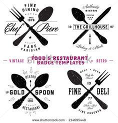 Стоковые фотографии и изображения Logo Restaurant   Shutterstock