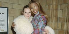 Naomi Campbell and Kate Moss In The 1990s - Naomi Campbell and Kate Moss Photos