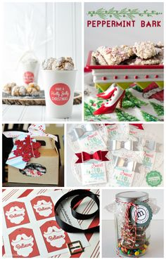 Christmas neighbor gift ideas from @Melissa Squires | Polka Dot Chair via @Matty Chuah Crafting Chicks #holidays #gifts