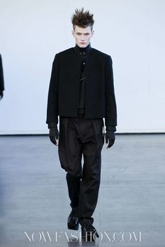 Alibellus+ Menswear Fall Winter 2013