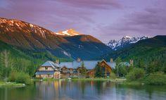 A N D R E   P I E R C E    A R C H I T E C T U R E - Lake Creek Lodge