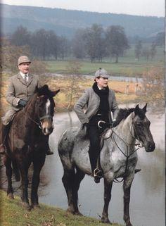 "Sherlock Holmes ""The Priory School"" Jeremy Brett, Edward Hardwicke - Granada Holmes"