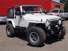 """TNT Jeep Wrangler TJ Corner Armor w/ 3"""" Tube Flare"""