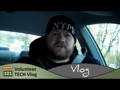 What Do I Call This Vlog? | Volunteer Tech Vlog - YouTube