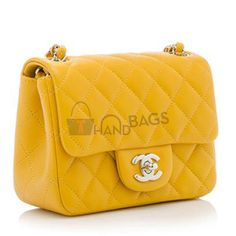 Chanel Classic Square Mini Flap Bag