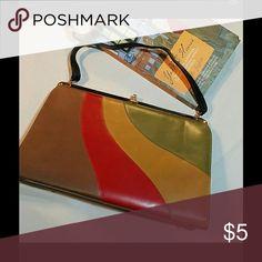 Vintage Hipster purse Hipster vintage purse. Bags