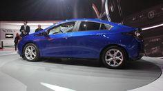 Chevrolet объявил цену на Volt 2016 года   noobycar