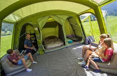 Top 10 Best Large Camping Tents of 2017 - Family Camping Tent Reviews - https://noblerate.com/best-large-camping-tents/ #CampingTents101