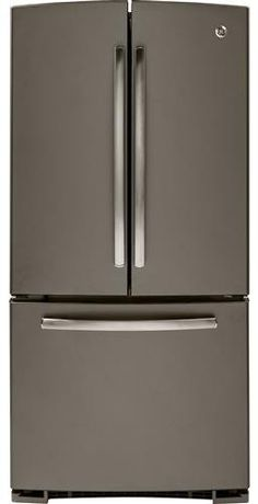 GE GNS23GMHES 22.7 Cu. Ft. Slate French Door Refrigerator           $ 1,800.00 Refrigerators Product Features 3 Adjustable Glass Shelves Internal Water Dispenser Dual Level Interior Lighting Icemaker Refrigerators Product Description 22.7 Cu. Ft. Slate French Door Refrigerator More Refrigerators Products  http://www.refrigeratorsworld.com/ge-gns23gmhes-22-7-cu-ft-slate-french-door-refrigerator-2/