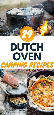 Campfire Dutch Oven Recipes, Dutch Oven Camping, Campfire Food, Easy Dutch Oven Recipes, Campfire Dinner Recipes, Camping Meal Planning, Camping Food Make Ahead, Camping Meals, Camping Tips