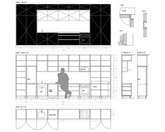 Black Line Apartment,Detail